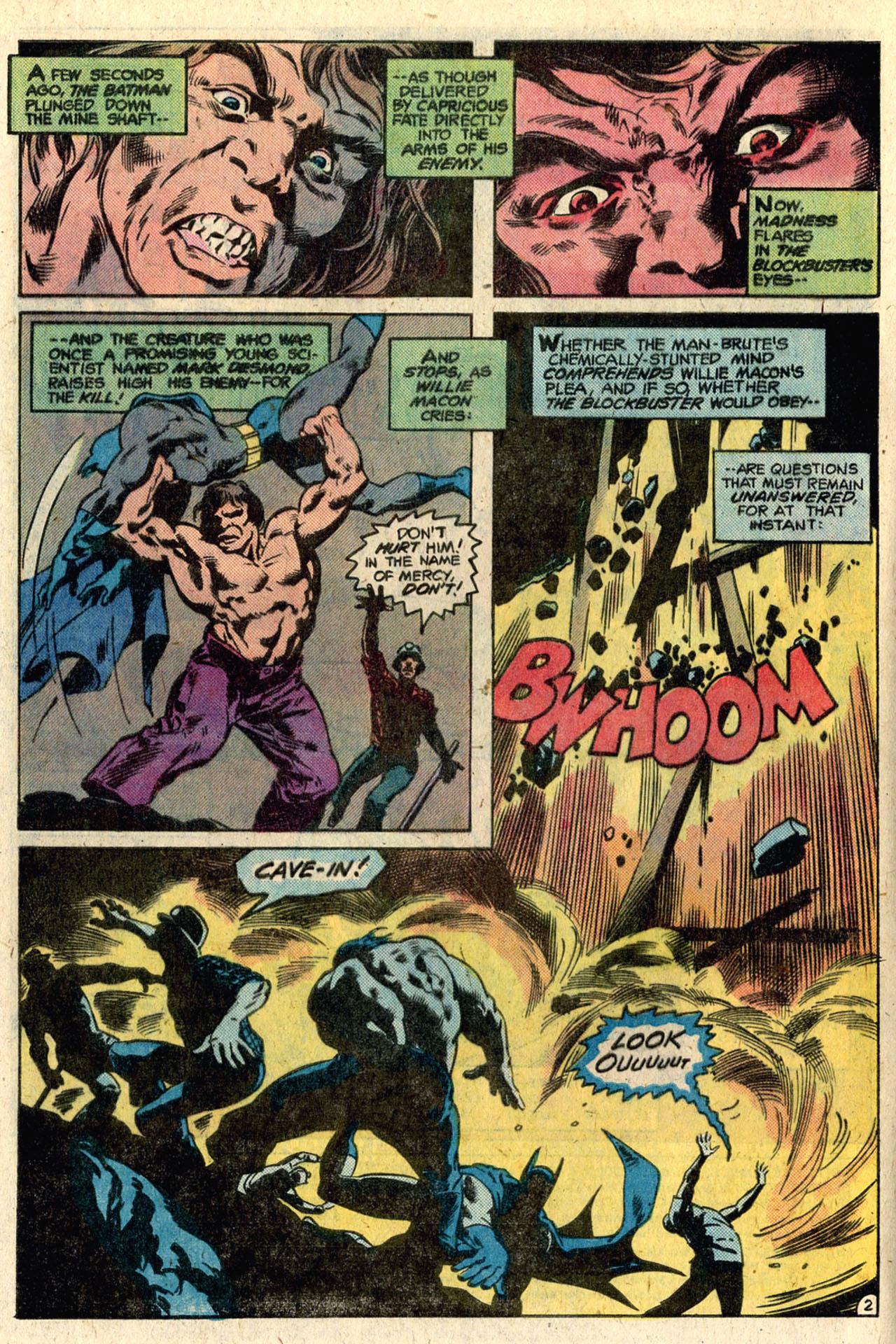 Detective Comics (1937) 499 Page 3
