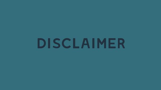 Kegunaan dan Cara Membuat Disclaimer di Blogspot