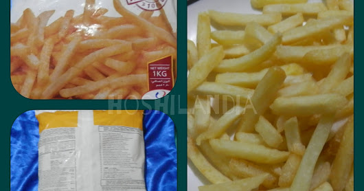 Snack for party, event suggestion: French Fries