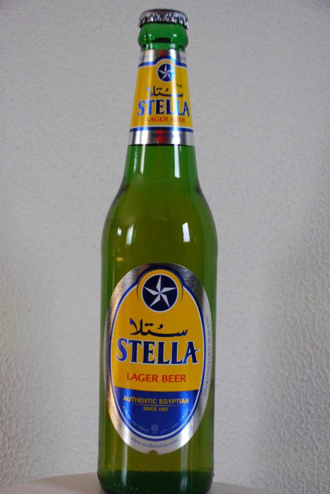 ab445801 Stella Lager Beer er et egyptisk øl med en kosefaktor på 4,5%. Det er et  middels lyst øl med en klar og fin farge. Det er lite lukt av brygget og  heller ...