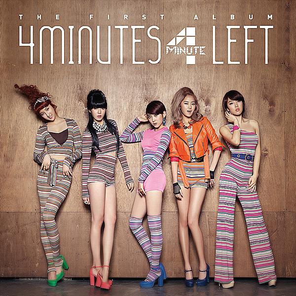 4Minute – 4Minutes Left (ITUNES MATCH AAC M4A)