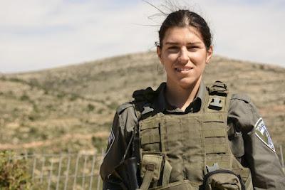 Policial feminina israelense retorna ao trabalho um mês após sofrer graves ferimentos em ataque terrorista