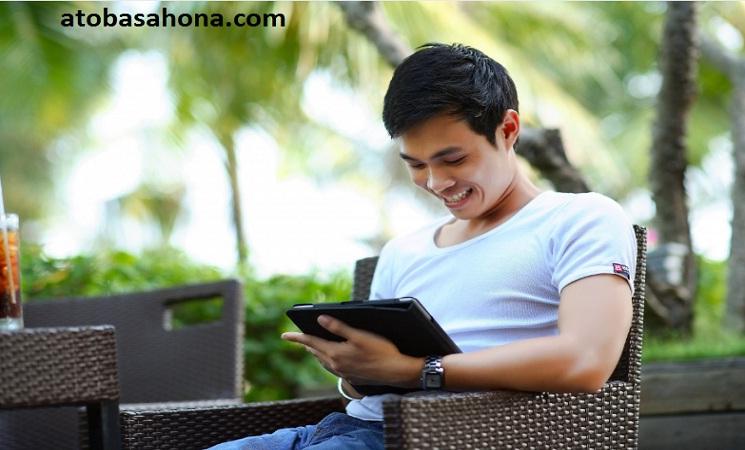 Mulai Biasakan Menulis Di Handphone Dengan Aplikasi Blogger yang Tersedia