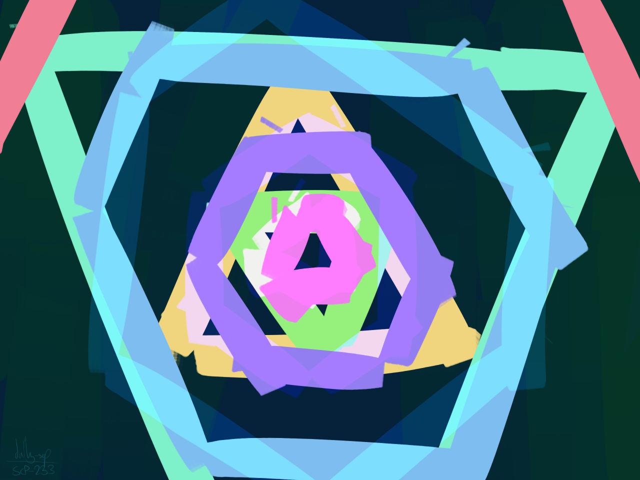 SCP-233 - 23-Sided Polyhedron (Khối đa diện 23 mặt)