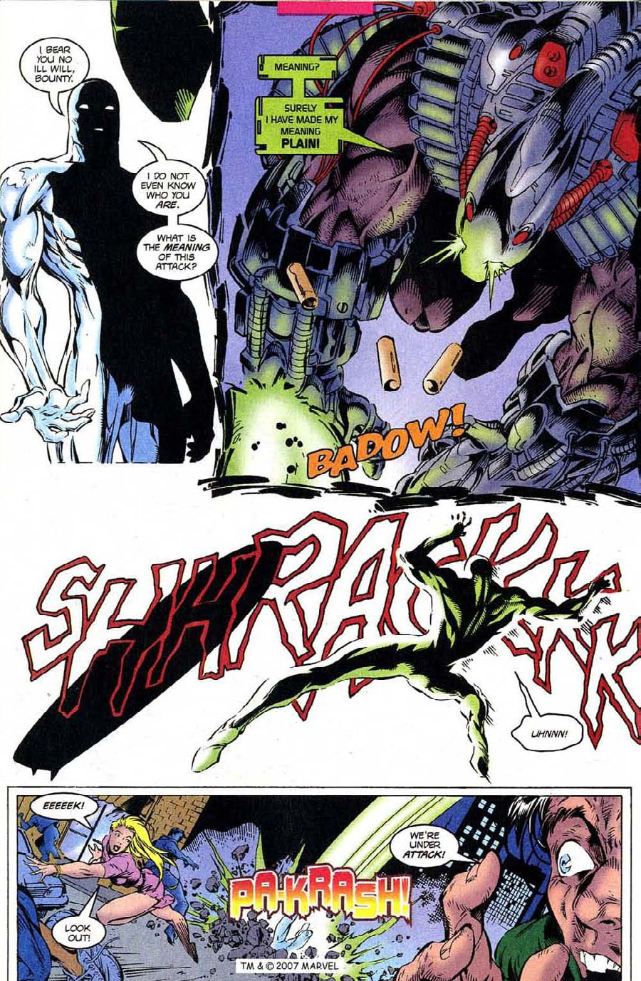 Read online Silver Surfer (1987) comic -  Issue #124 - 15