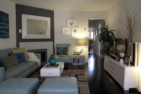 Blog achados de decora o uma casa decorada muitas id ias e muita beleza - Ver casas decoradas por dentro ...