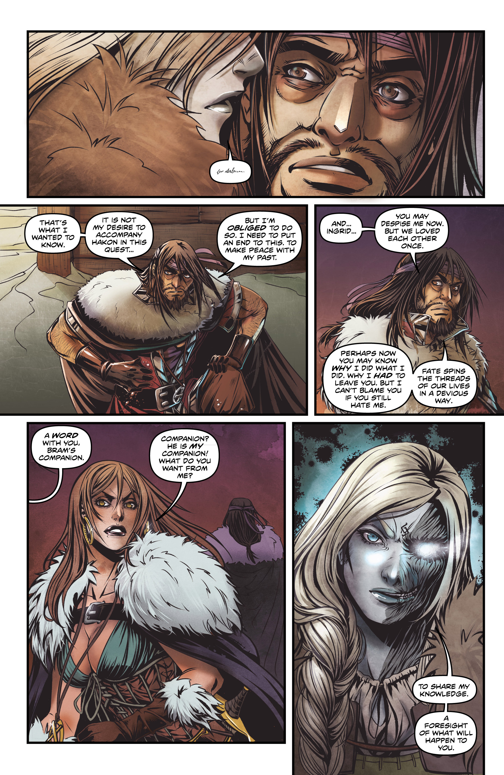 Read online Rogues! (2014) comic -  Issue #2 - 23