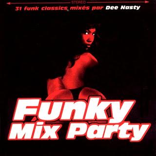 Funk - Jazz - Fusion - Latin: Various Artists - Funky Mix Party 1