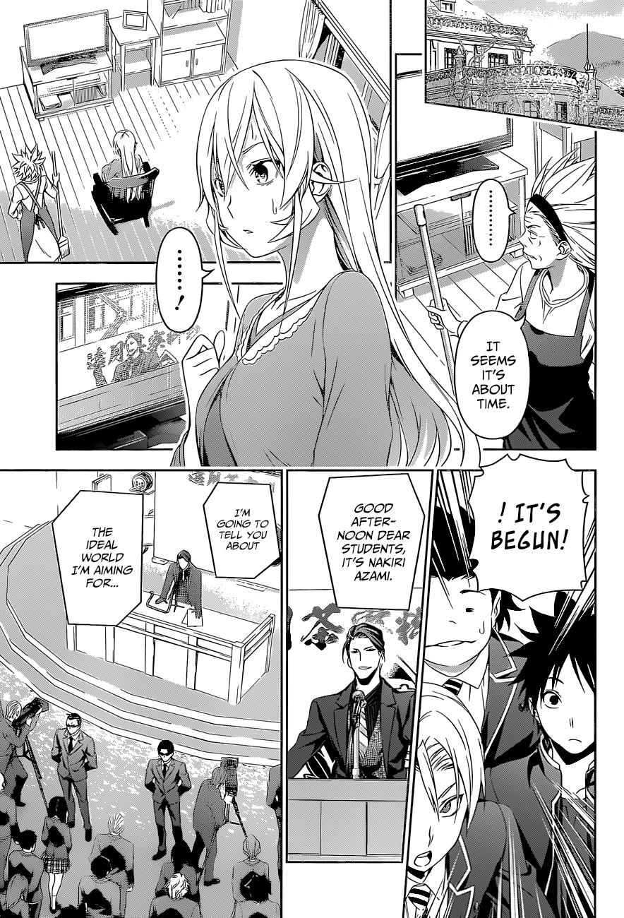 Shokugeki no Soma - Chapter 178