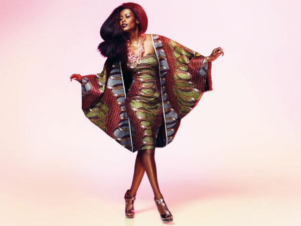 Harmonie S'exprime: Vlisco La Mode Africaine