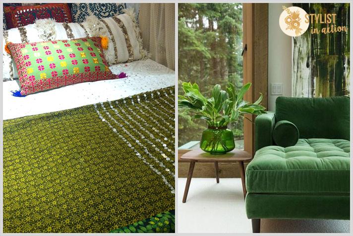 Detalles deco en greenery para dar personalidad a tus espacios