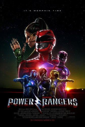 5 Anh Em Siêu Nhân - Power Rangers Movie (2017)