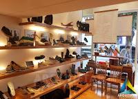 projeto arquitetura mobiliário prateleiras loja calçados masculinos femininos mr cat icarai