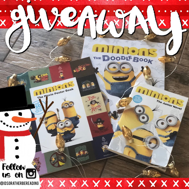 Christmas In July Movie.I D So Rather Be Reading Giveaway Christmas In July Merry
