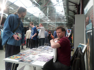 John Watson Swindon Comic Con