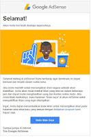 Tips Blog Seo.! Cara cepat diterima Googla Adsense