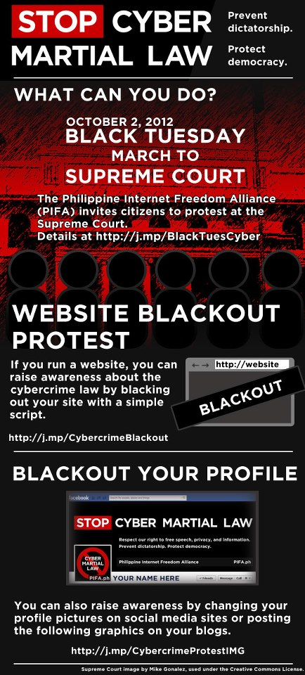 The Intersections & Beyond: Stop Cybercrime Law! Join the