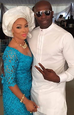 toke makinwa husband girlfriend pregnant