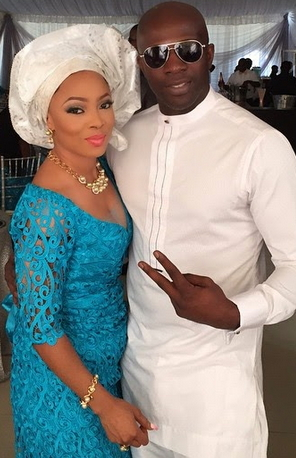 Image result for images of toke makinwa and maje
