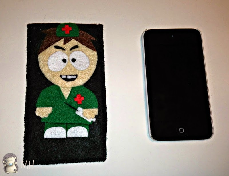 Funda de móvil South Park