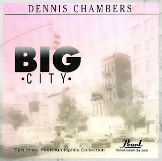 Dennis Chambers - 1991 - Big City