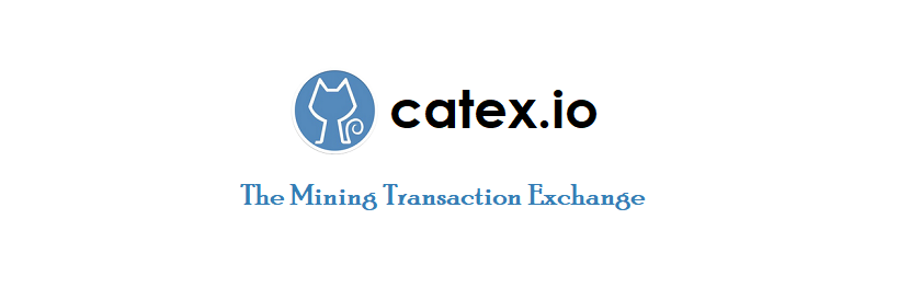 CATEX - The Mining Transaction Exchange