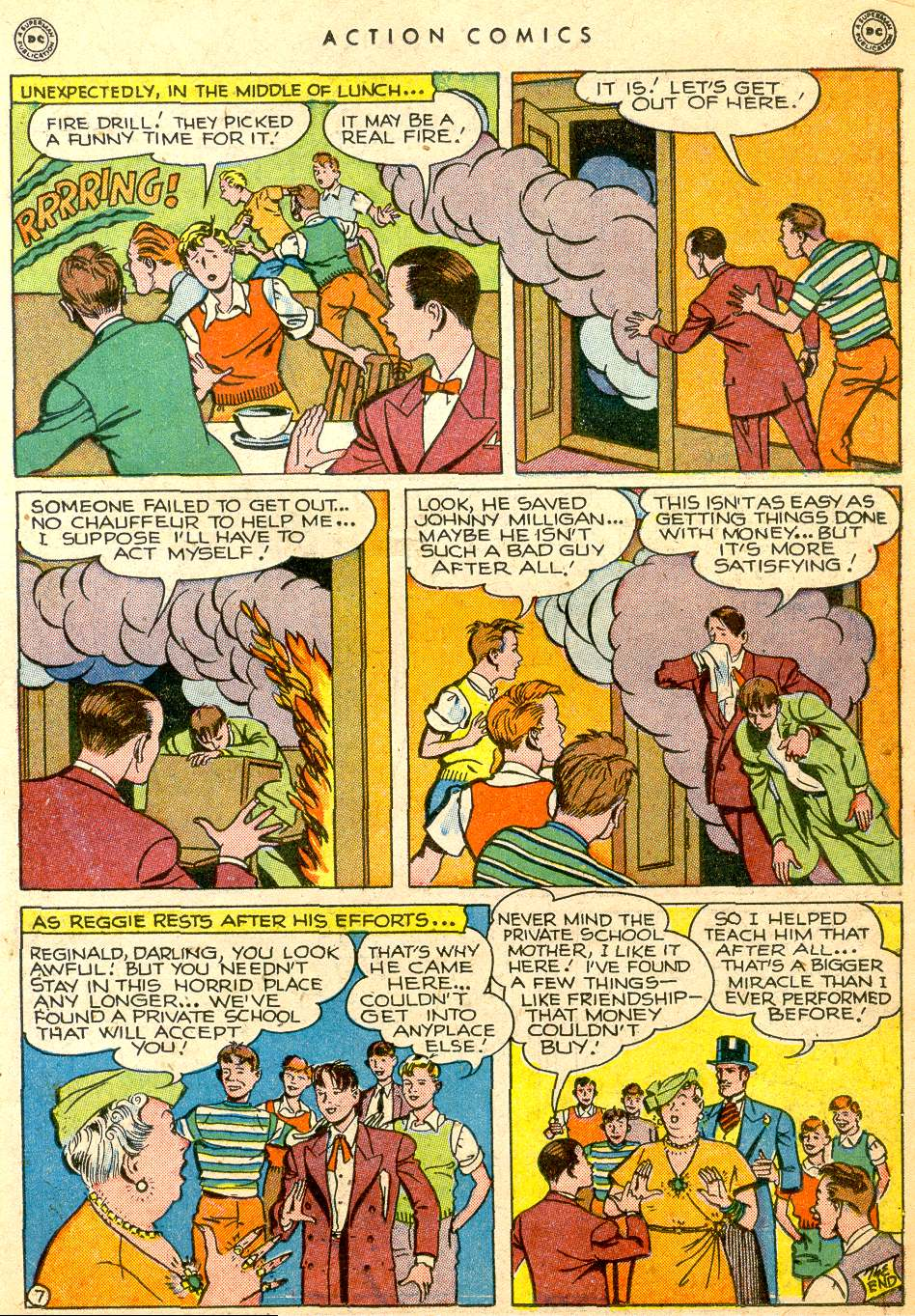 Read online Action Comics (1938) comic -  Issue #126 - 33
