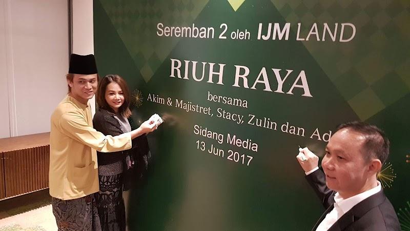Riuh Raya 2017 Bersama IJM Land, Seremban 2