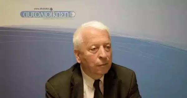 Περιφερειάρχης Β.Αιγαίου Κ.Μουτζούρης «εξάψαλμο» σε Κ.Μητσοτάκη: «Γιατί να ζητήσω συγγνώμη»;