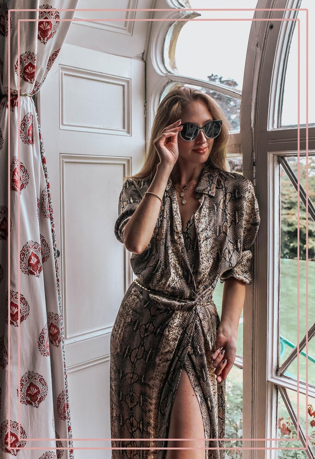 Sunglasses Shop BE3096 Black Gold Frame
