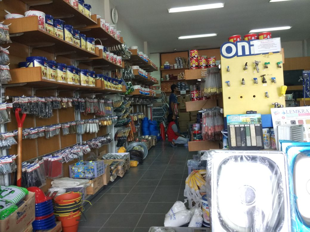 Konsultan Toko Banguna Peluang Usaha Toko Bangunan Jenis barang toko bangunan