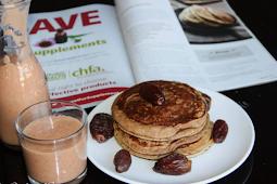 Healthy Dates Pancake