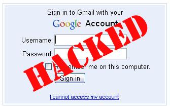 Gmail Password ဟက္နည္း