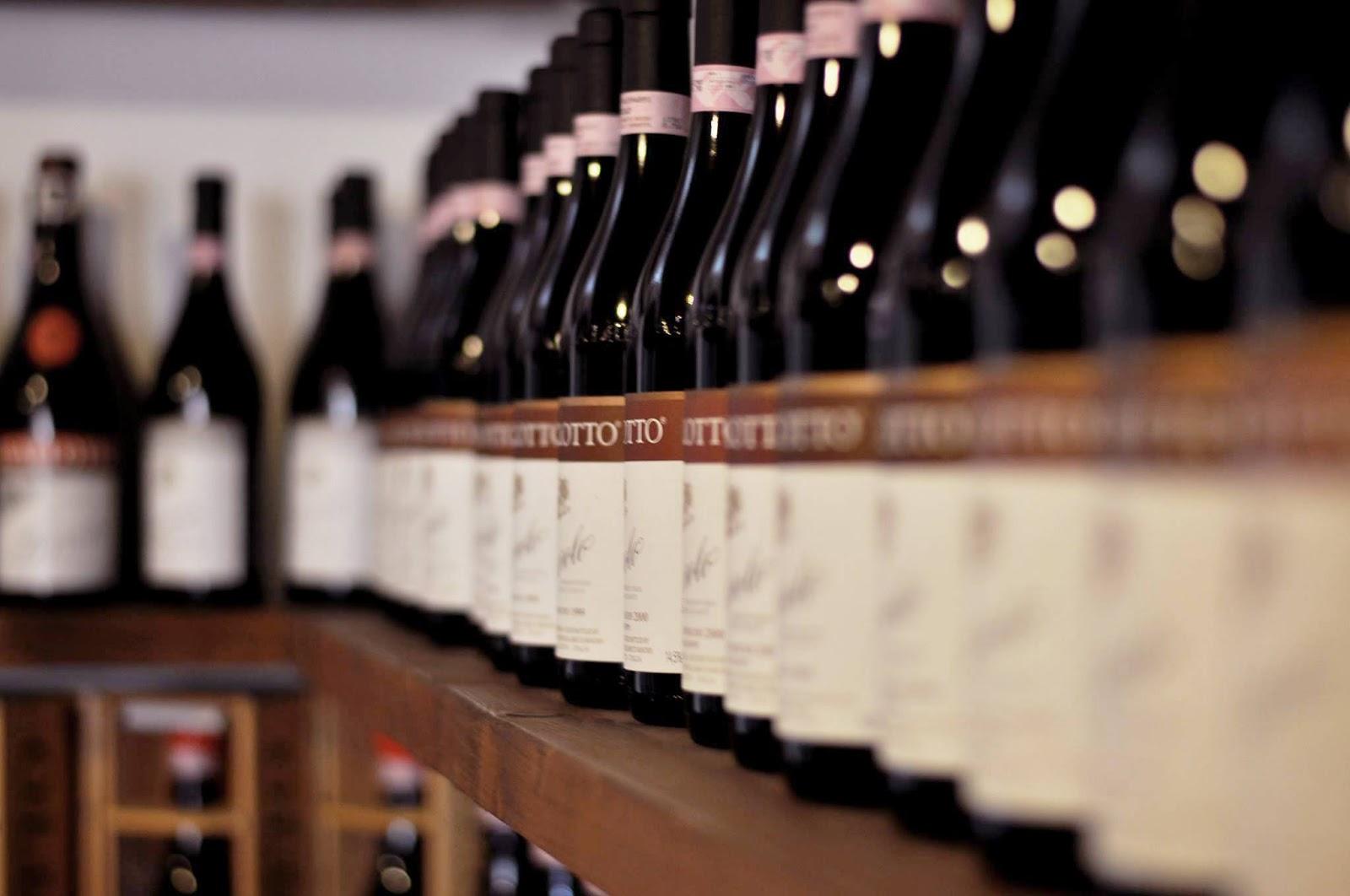 Winetasting Piemont