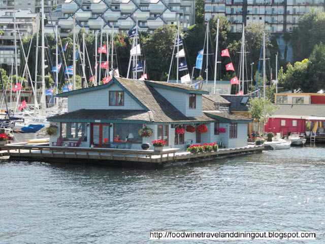 lake union seattle houseboats