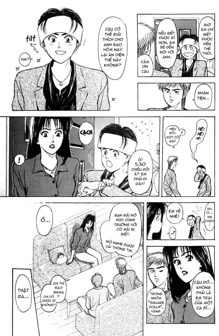 Psychometrer Eiji chapter 50 trang 8