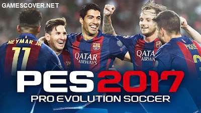 PES 2017 Game Cover
