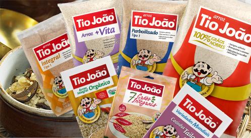 Josapar lança primeiro e-commerce de arroz do Brasil
