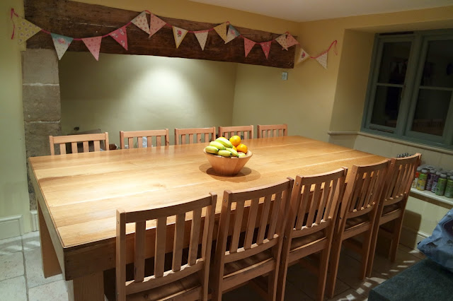 Double House Farm, Wells, Somerset - Kitchen Diner