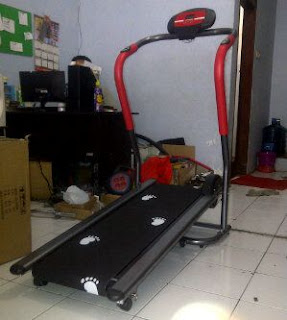 Spesifikasi Treadmill Manual 1 fungsi
