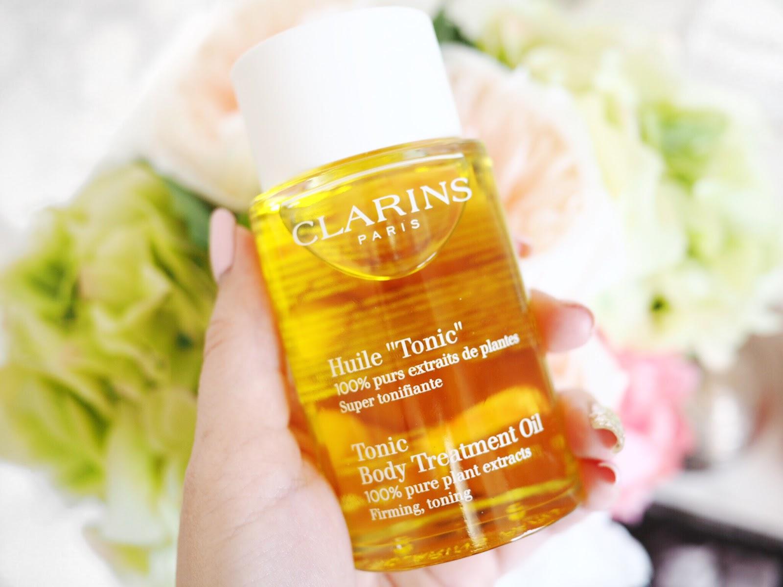 clarins body treatment oil pregnancy