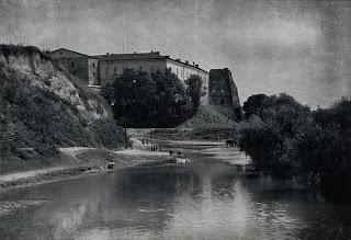 Клевань. Замок Чарторыйских. XV в.