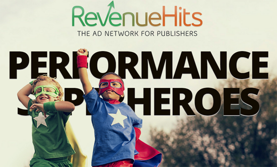 RevenueHits - Alternatif Adsense Pilihan Blogger