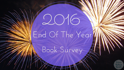 2016 End of the year book survey