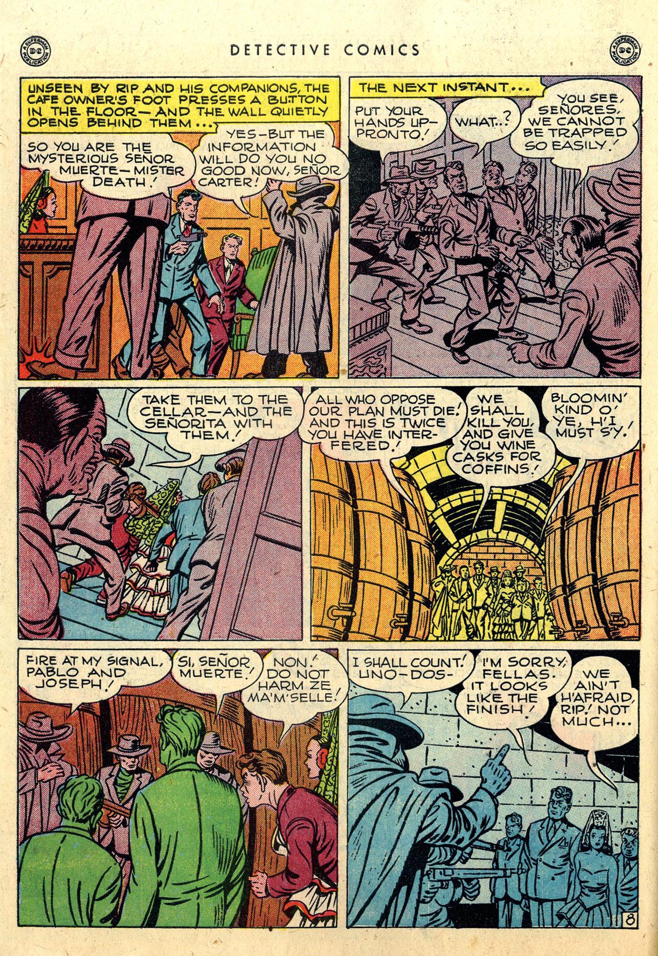 Read online Detective Comics (1937) comic -  Issue #112 - 44