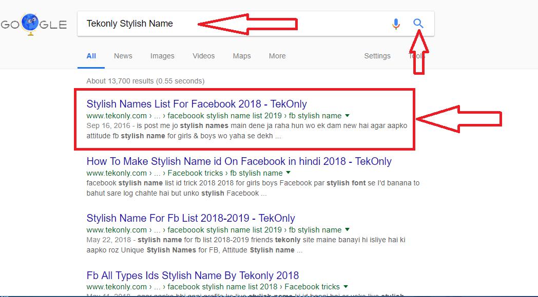 Apne Liye Fb Stylish Name Chahiye To Click Karo   Acceptable