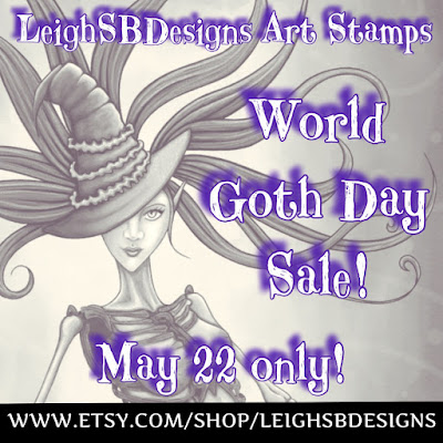 World Goth Day Sale
