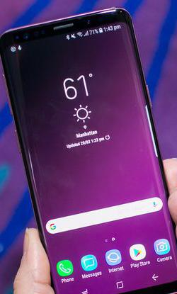 Samsung Galaxy S9 Plus SM-G965F FD Certificate Cert