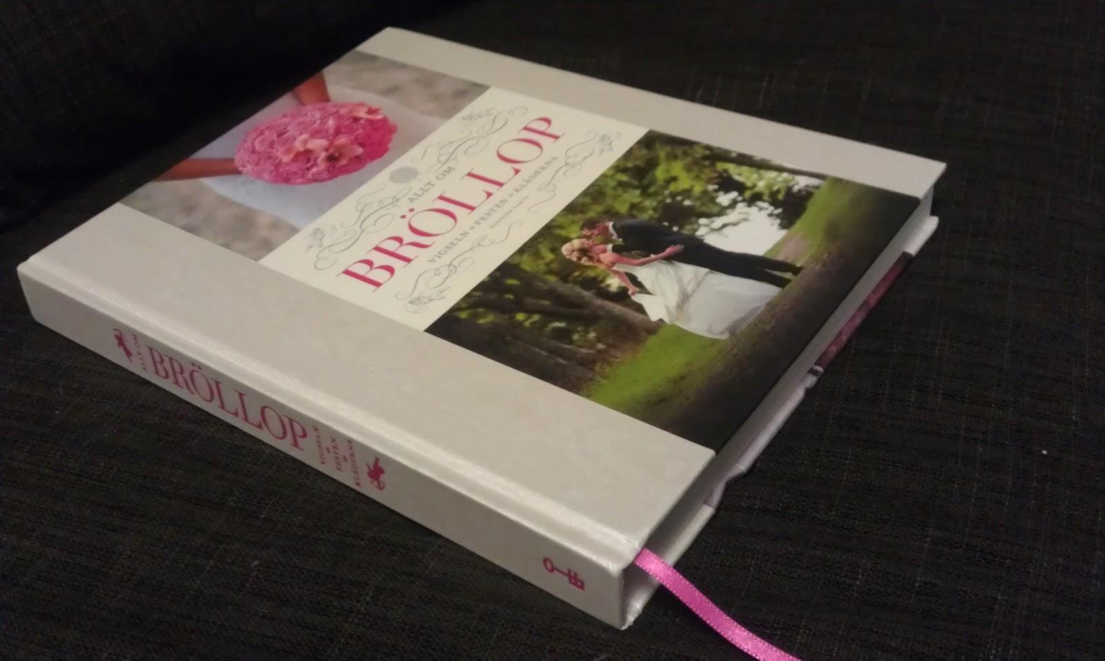 planera bröllop bok