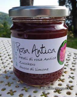 marmellate gelatine salamoia miele sale aromatico erbe secche tisane